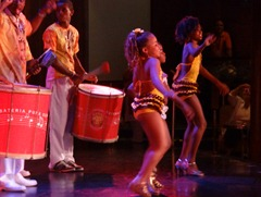 21 Vitoria Samba school performance (ages 8 - 16)