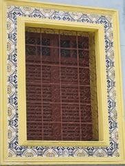 21 Window with tiles