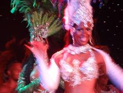 222 Brazilian Folklorica show on Prinsendam