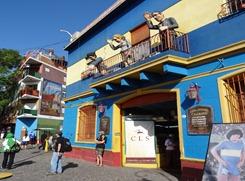 22 Bar in La Boca
