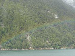 22 Rainbow on hillside in Darwin Chanel