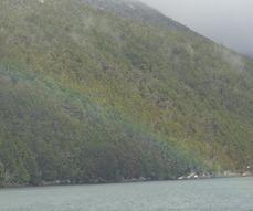 23 Rainbow on hillside in Darwin Chanel