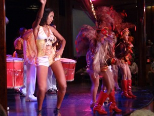 24 Vitoria Samba school performance (ages 8 - 16)