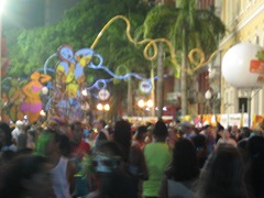 25 Street crowd in Recife