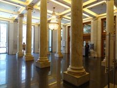 26 Lobby of Teatro Solis