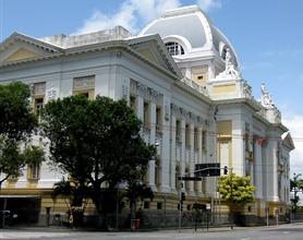 28 Palacio de Justica in Recife
