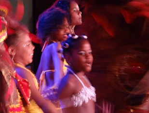 28 Vitoria Samba school performance (ages 8 - 16)
