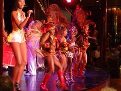 31 Vitoria Samba school performance (ages 8 - 16)