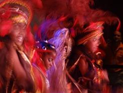 33 Vitoria Samba school performance (ages 8 - 16)