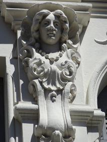 41 Architectural detail