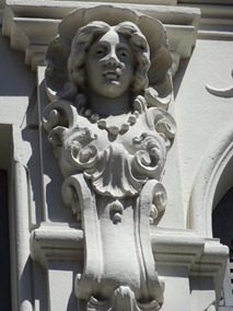 41 Architectural detail