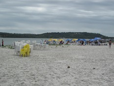 41 Boa Viagem Beach on Itamaraca Island