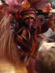 43 Vitoria Samba school performance (ages 8 - 16)