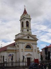49 Church by Plaza de Armas in Punta Arenas