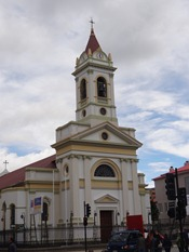 49 Church by Plaza de Armas in Punta Arenas