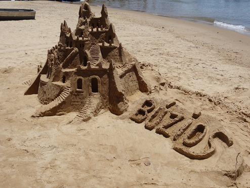 49 Sandcastle
