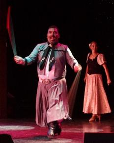 50 Argentine bolero dancer on Prinsendam