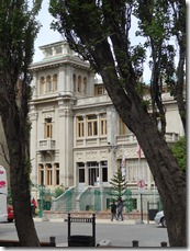 54 City Hall in Punta Arenas