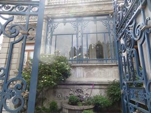 56 Window of Sara Braun mansion