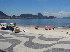 59 Copacabana beach