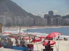 62 Copacabana beach