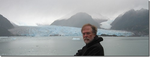 64 Rick at Amalia glacier
