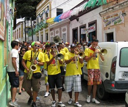 71 Olinda marching band
