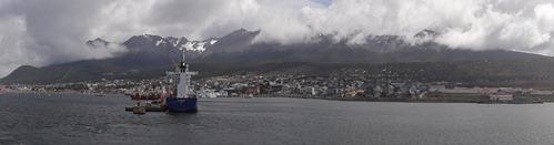 71 Panorama of Ushuaia