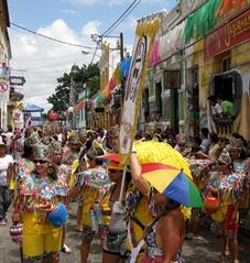 76 Olinda marching band