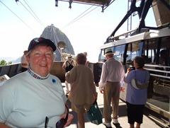 83 Mary at Sugarloaf cable car station