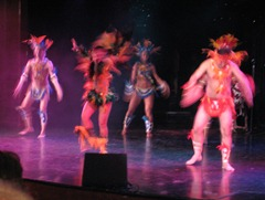 115 Amazonia Folklorico show