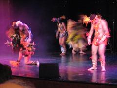 117 Amazonia Folklorico show