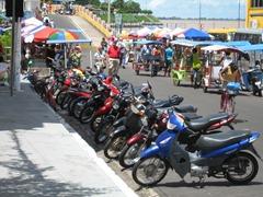 11 Motorcycles & rickshaws