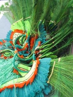 12 Boi Bumba costumes