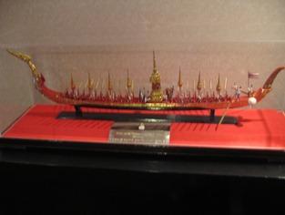 14 Oriental ship model