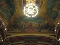 19 Ceiling of Teatro