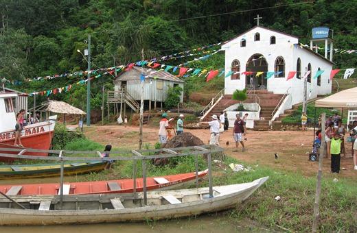 21 Village center