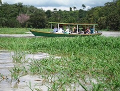 22 River canoe