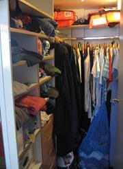 38 Our closet