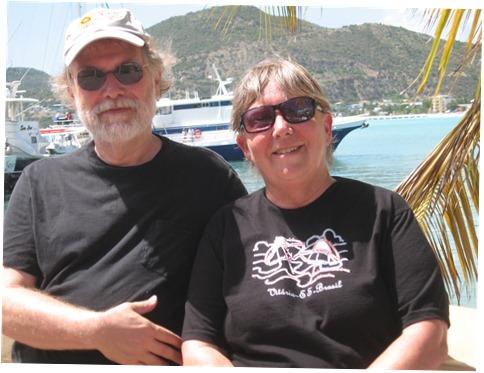 40 Rick & Mary on bridge
