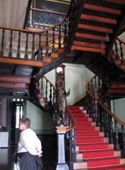 70 Staircase in Palacio Rio Negro