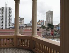 75 Manaus from porch of Palacio Rio Negro