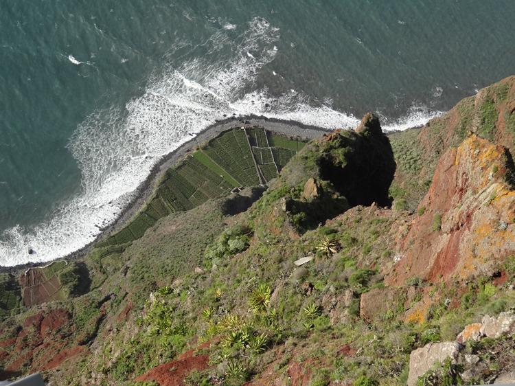 112. Funchal, Madeira Cabo Girao (cliff)