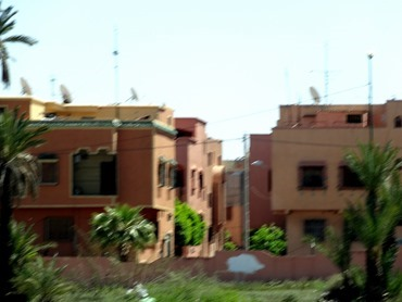 13a. Marrakesh housing