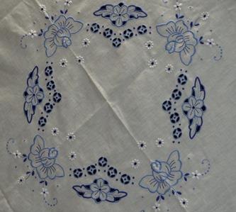141a. Funchal, Madeira Paul da Serra (embroidery)