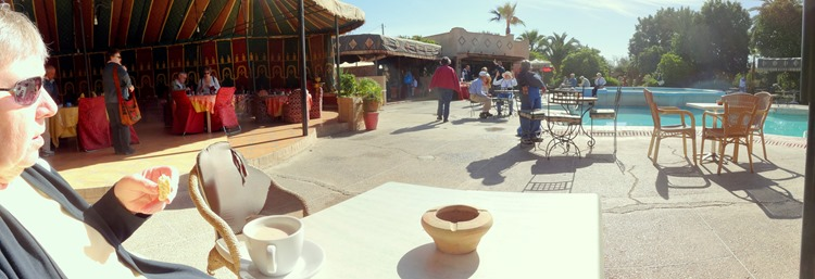 15b.  Taroudant, Morocco (restaurant)
