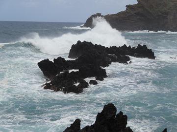 161. Funchal, Madeira Porto Moniz (lunch stop)