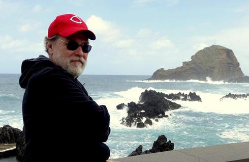 162b. Funchal, Madeira (Rick at Porto Moniz)