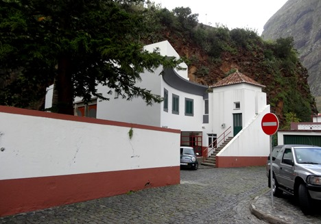 182. Funchal, Madeira Sao Vicente (16th century house)
