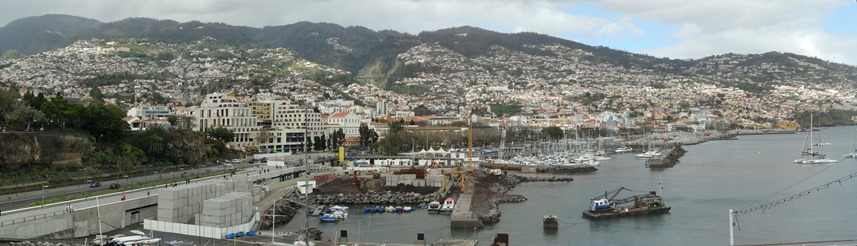 188a. Funchal, Madeira daytime_stitch